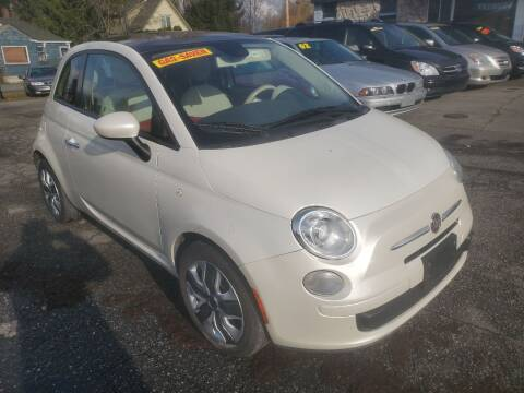 2013 FIAT 500 for sale at Payless Car & Truck Sales in Mount Vernon WA