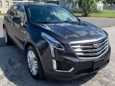 2019 Cadillac XT5 for sale at Consumer Auto Credit in Tampa FL