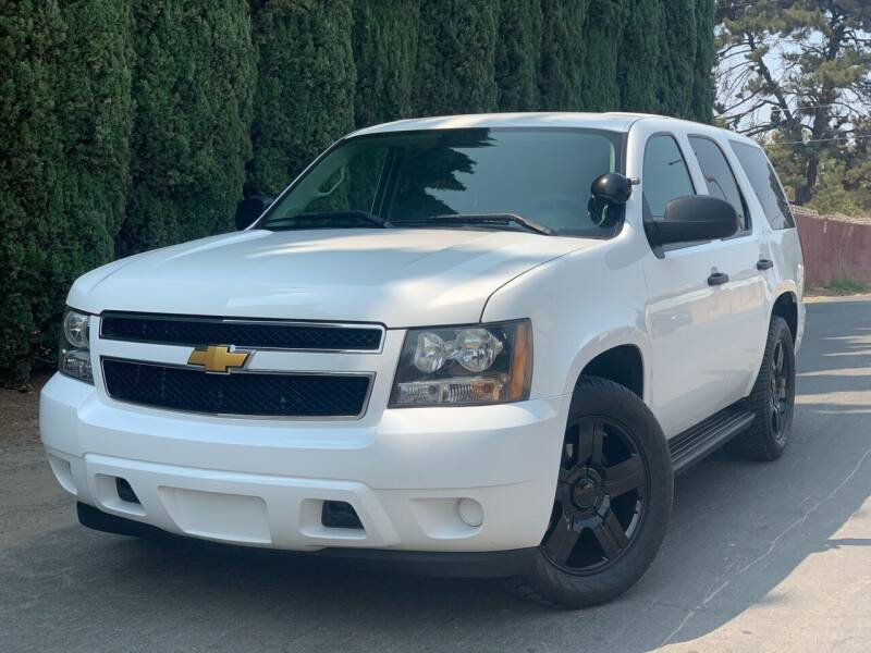 2014 Chevrolet Tahoe for sale at River City Auto Sales Inc in West Sacramento CA