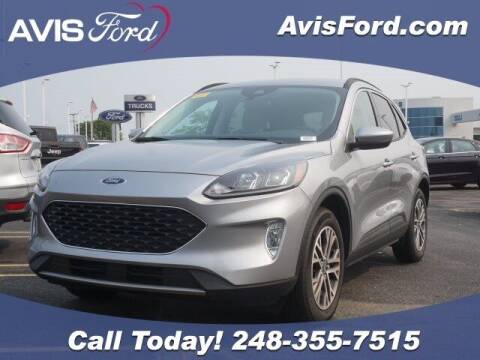 2021 Ford Escape for sale at Work With Me Dave in Southfield MI