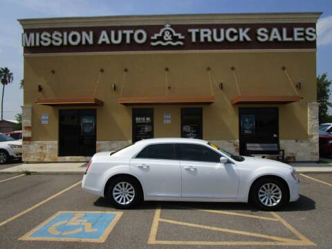 2013 Chrysler 300 for sale at Mission Auto & Truck Sales, Inc. in Mission TX