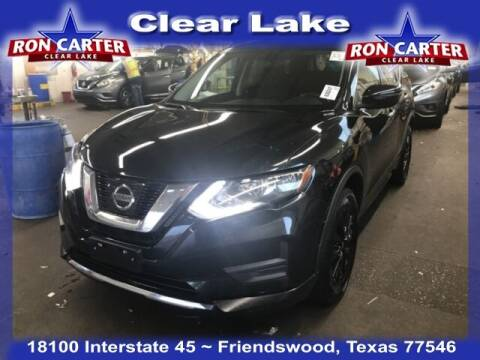 2017 Nissan Rogue for sale at Ron Carter  Clear Lake Used Cars in Houston TX