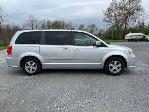 2012 Dodge Grand Caravan for sale at Westview Motors in Hillsboro OH
