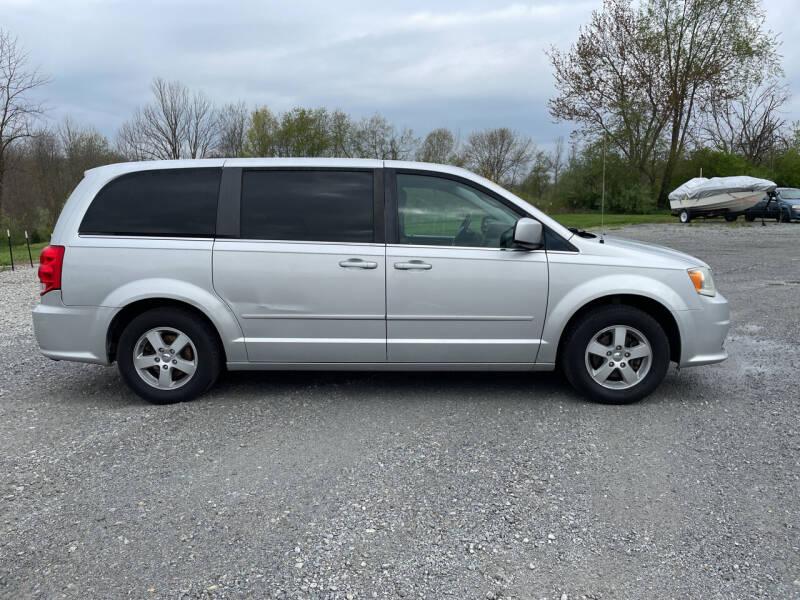 2012 Dodge Grand Caravan for sale at Westview Motors in Hillsboro OH