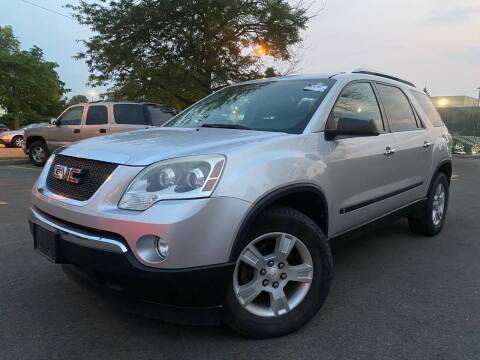 2009 GMC Acadia for sale at Your Car Source in Kenosha WI