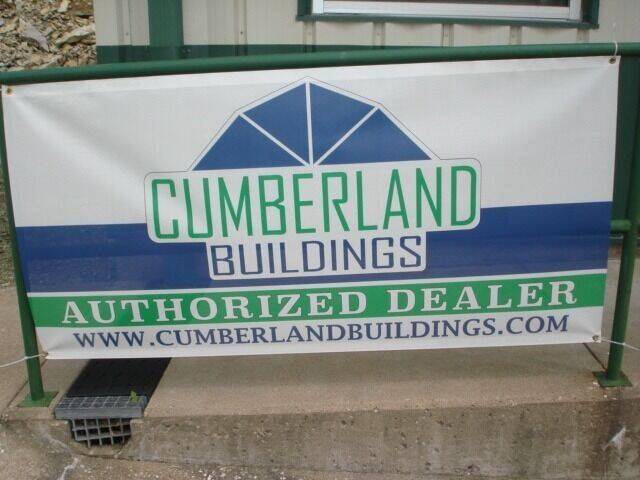 2019 Cumberland Buildings for sale at Kelley Motor Co. in Hamilton IL