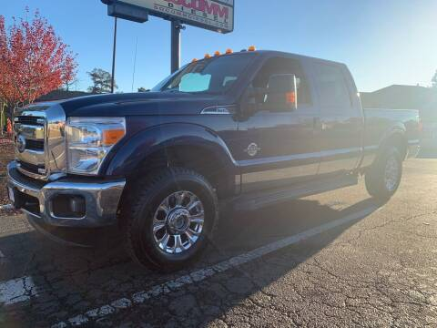 2011 Ford F-250 Super Duty for sale at South Commercial Auto Sales in Salem OR