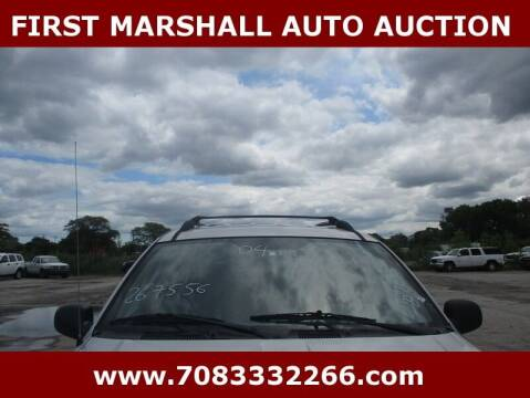 2004 Jeep Cherokee for sale at First Marshall Auto Auction in Harvey IL