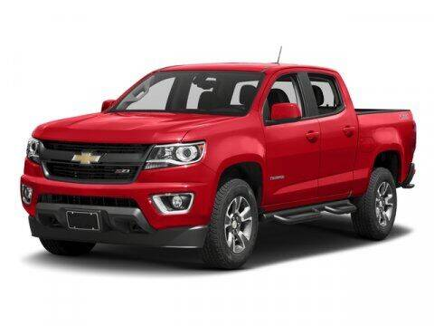 2017 Chevrolet Colorado for sale at Mike Murphy Ford in Morton IL