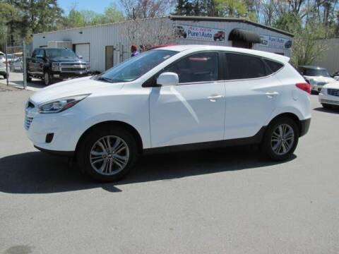 2015 Hyundai Tucson for sale at Pure 1 Auto in New Bern NC