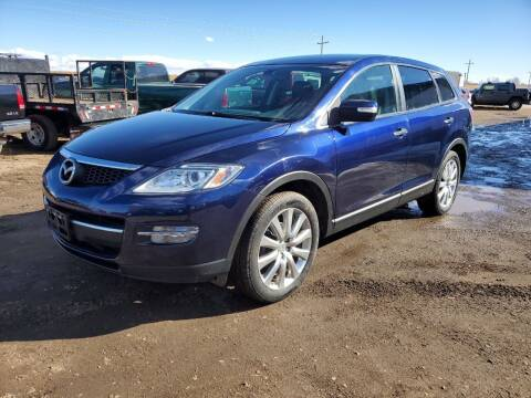 2009 Mazda CX-9 for sale at HORSEPOWER AUTO BROKERS in Fort Collins CO