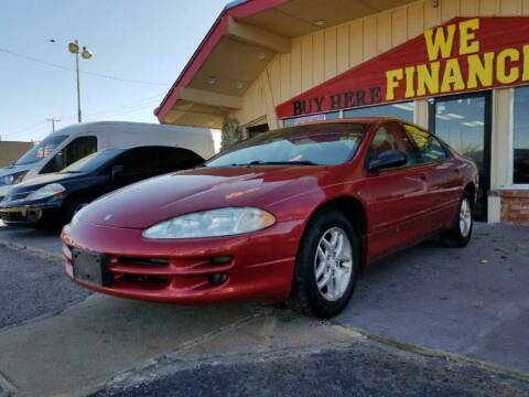 2002 Dodge Intrepid for sale at Caspian Auto Sales in Oklahoma City OK
