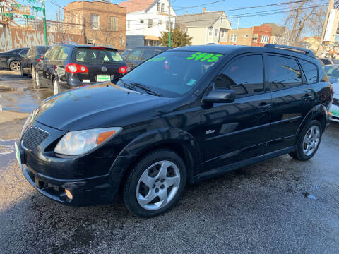 2006 Pontiac Vibe for sale at Barnes Auto Group in Chicago IL