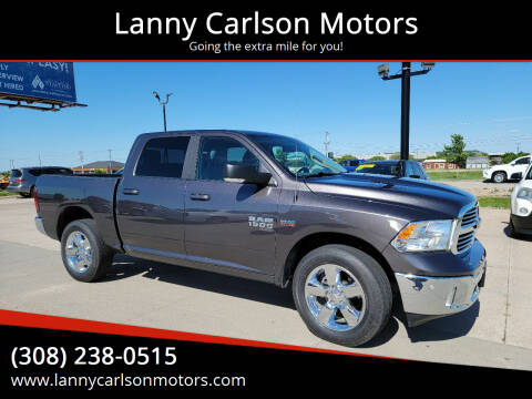 2019 RAM Ram Pickup 1500 Classic for sale at Lanny Carlson Motors in Kearney NE