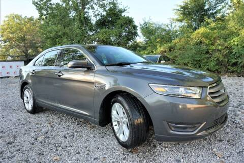 2016 Ford Taurus for sale at Premier Auto & Parts in Elyria OH