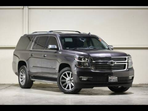 2015 Chevrolet Suburban for sale at MGI Motors in Sacramento CA