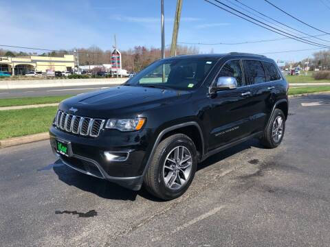 2018 Jeep Grand Cherokee for sale at iCar Auto Sales in Howell NJ