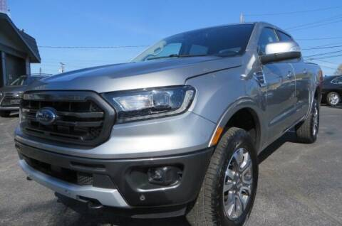 2020 Ford Ranger for sale at Eddie Auto Brokers in Willowick OH