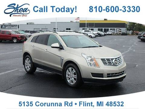 2015 Cadillac SRX for sale at Jamie Sells Cars 810 in Flint MI