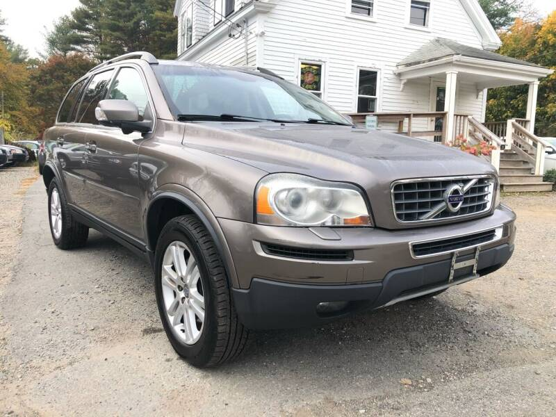 2012 Volvo XC90 for sale at Specialty Auto Inc in Hanson MA