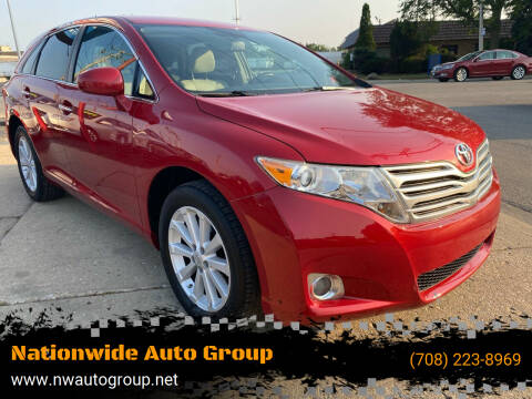2011 Toyota Venza for sale at Nationwide Auto Group in Melrose Park IL