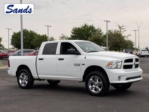 2018 RAM Ram Pickup 1500 for sale at Sands Chevrolet in Surprise AZ