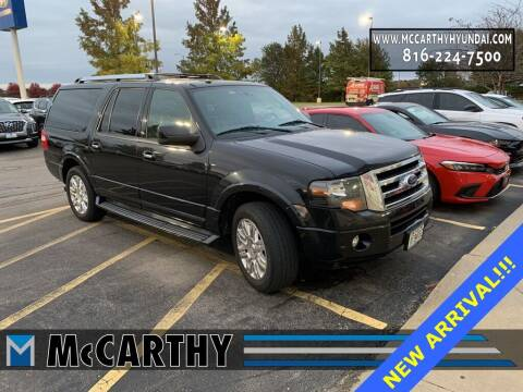 2011 Ford Expedition EL for sale at Mr. KC Cars - McCarthy Hyundai in Blue Springs MO