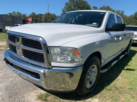 2012 RAM Ram Pickup 2500 for sale at Gator Truck Center of Ocala in Ocala FL