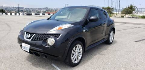 2011 Nissan JUKE for sale at International Motors in San Pedro CA