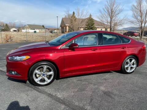 2014 Ford Fusion for sale at Salida Auto Sales in Salida CO