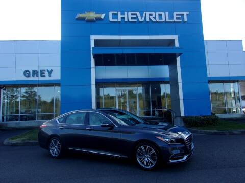 2018 Genesis G80 for sale at Grey Chevrolet, Inc. in Port Orchard WA