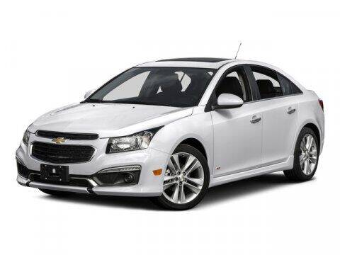 2016 Chevrolet Cruze Limited for sale at Gandrud Dodge in Green Bay WI