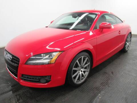 2008 Audi TT for sale at Automotive Connection in Fairfield OH