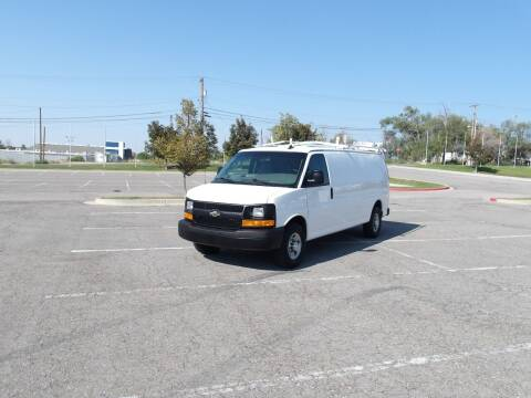 2016 Chevrolet Express Cargo for sale at ALL ACCESS AUTO in Murray UT