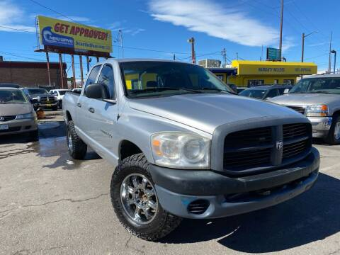 2007 Dodge Ram Pickup 1500 for sale at New Wave Auto Brokers & Sales in Denver CO