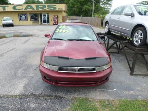 2000 Mitsubishi Galant for sale at Credit Cars of NWA in Bentonville AR