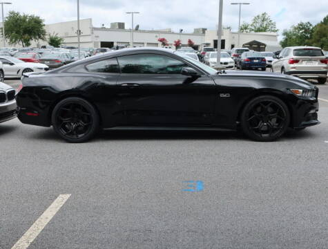 2017 Ford Mustang for sale at Southern Auto Solutions - BMW of South Atlanta in Marietta GA
