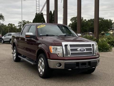 2010 Ford F-150 for sale at Betten Baker Preowned Center in Twin Lake MI