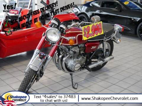 1973 Honda MOTORCYCLE for sale at SHAKOPEE CHEVROLET in Shakopee MN
