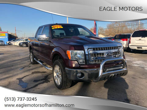 2009 Ford F-150 for sale at Eagle Motors in Hamilton OH