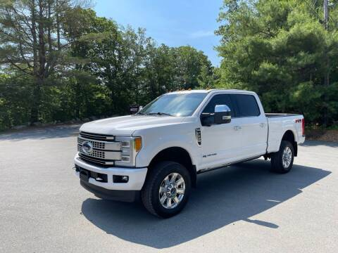 2019 Ford F-350 Super Duty for sale at Nala Equipment Corp in Upton MA