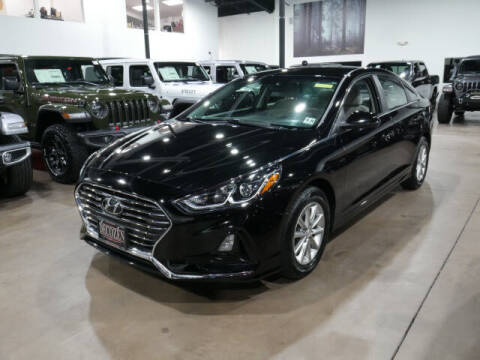 2019 Hyundai Sonata for sale at Montclair Motor Car in Montclair NJ