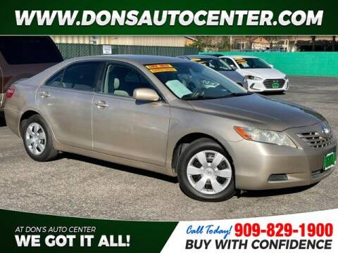 2009 Toyota Camry for sale at Dons Auto Center in Fontana CA