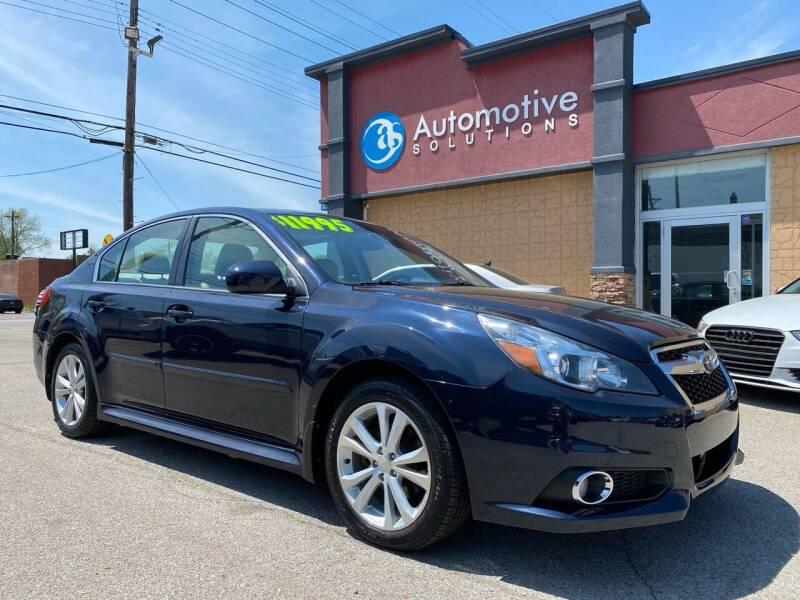 2014 Subaru Legacy for sale in Louisville, KY