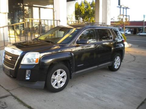 2012 GMC Terrain for sale at AUTO SELLERS INC in San Diego CA