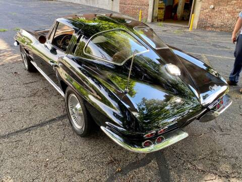 1963 Chevrolet Corvette for sale at All Collector Autos LLC in Bedford PA