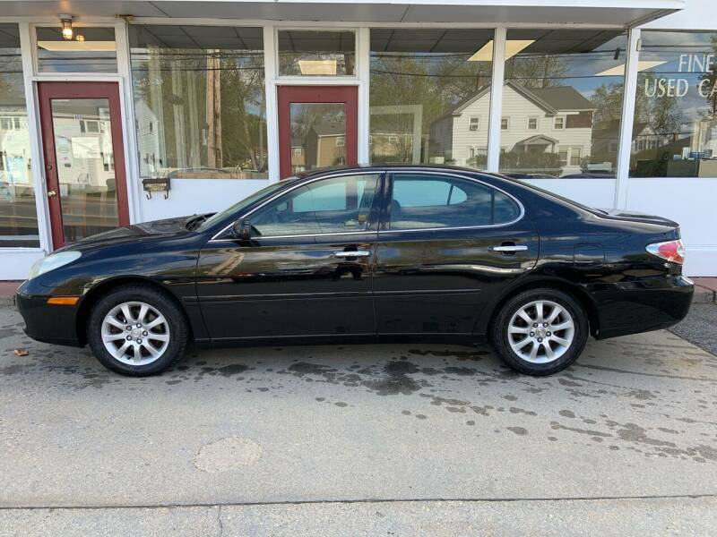 2003 Lexus ES 300 for sale at O'Connell Motors in Framingham MA