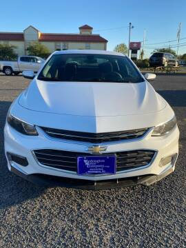 2018 Chevrolet Malibu for sale at Greenville Motor Company in Greenville NC