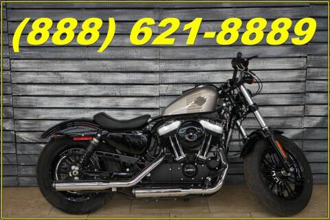 2017 Harley-Davidson Sportster for sale at AZautorv.com in Mesa AZ