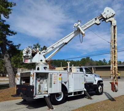1999 GMC C8500 for sale at MILFORD AUTO SALES INC in Hopedale MA